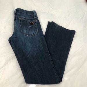 Joes wide leg jeans